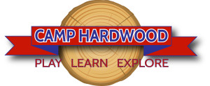 Camp Hardwood logo