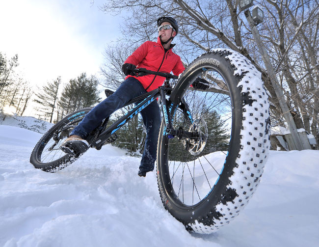 Fat Bike Rentals Now Available To Take Off Site