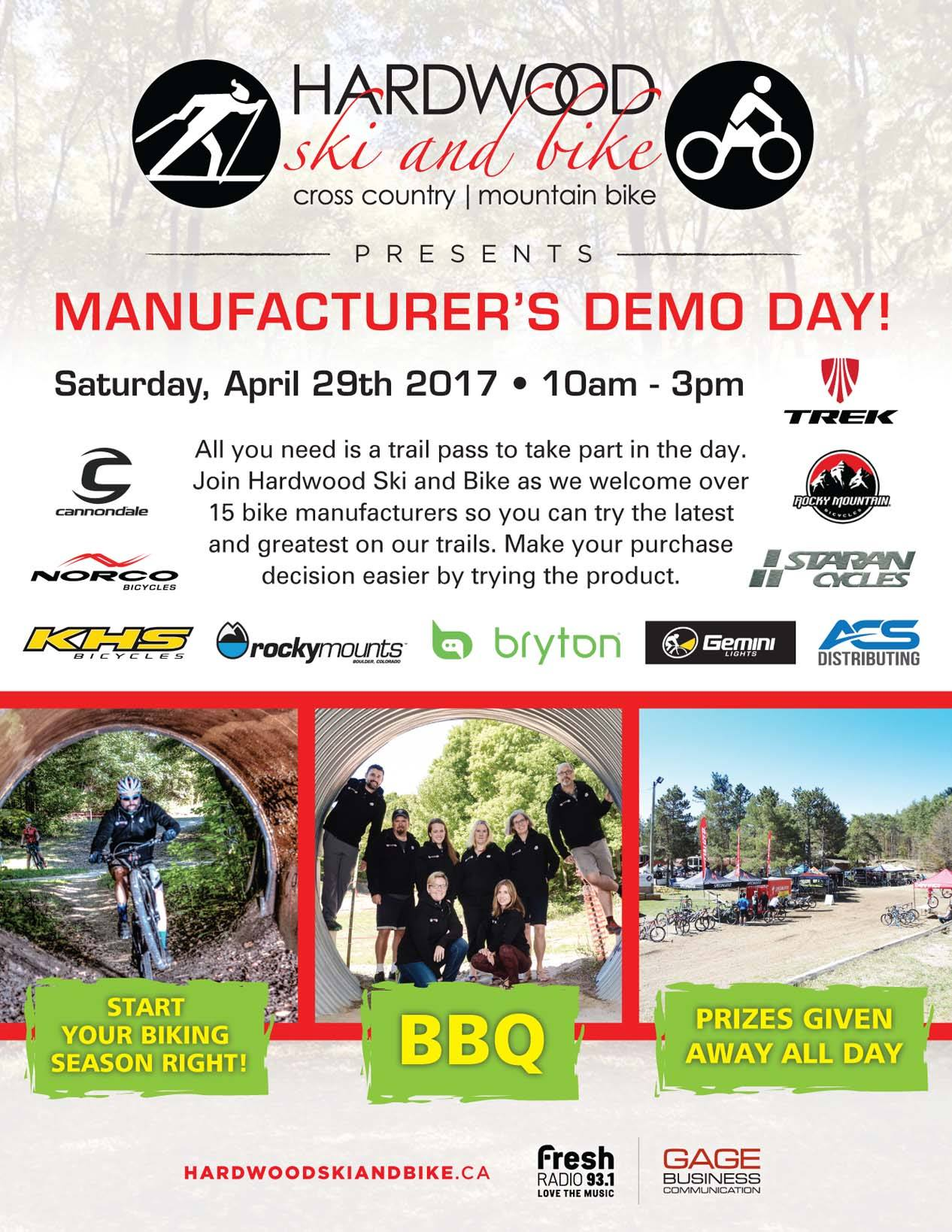Summer Opening Weekend/Demo Day