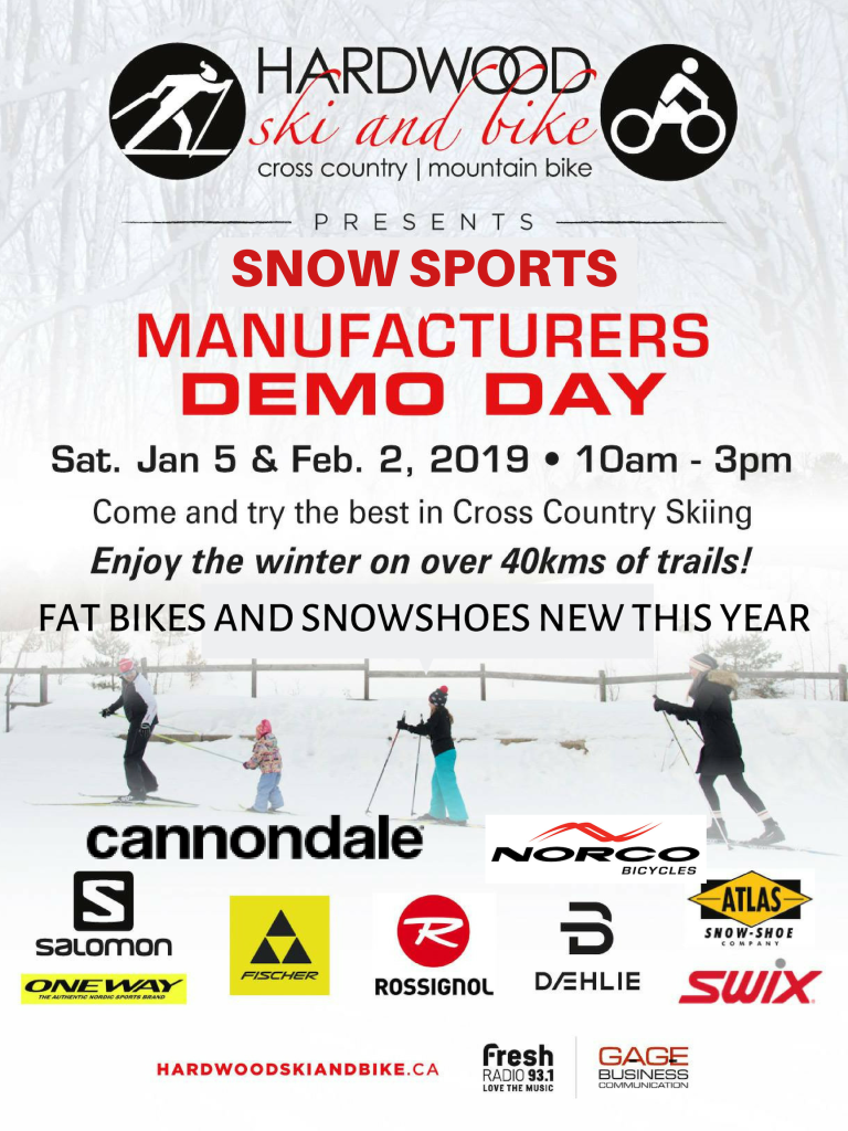 Snow Sports Demo Day