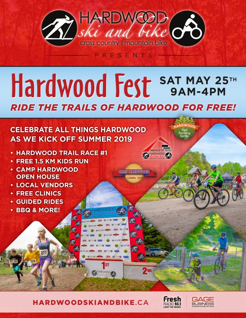 Hardwood Fest - Ride the Trails for Free