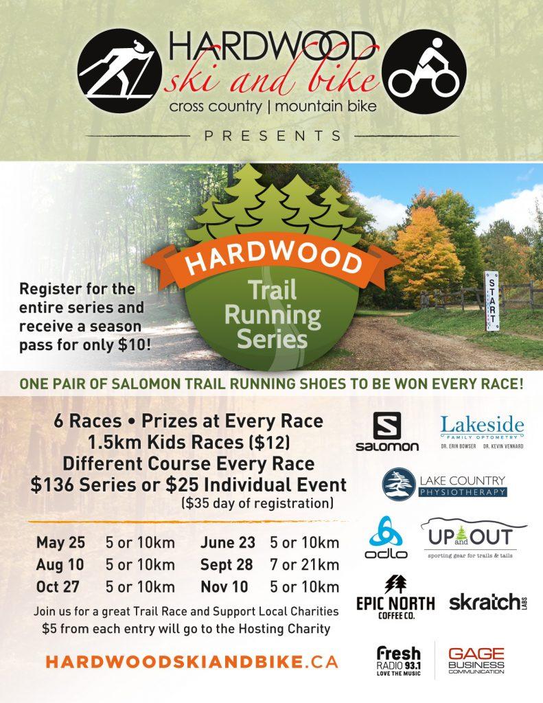 Hardwood Trail Running Series - Race 1