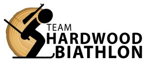 Team Hardwood Biathlon Logo