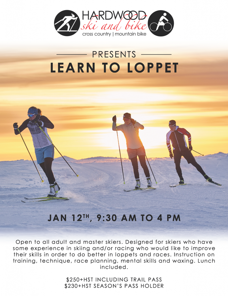 Learn to Loppet Clinic