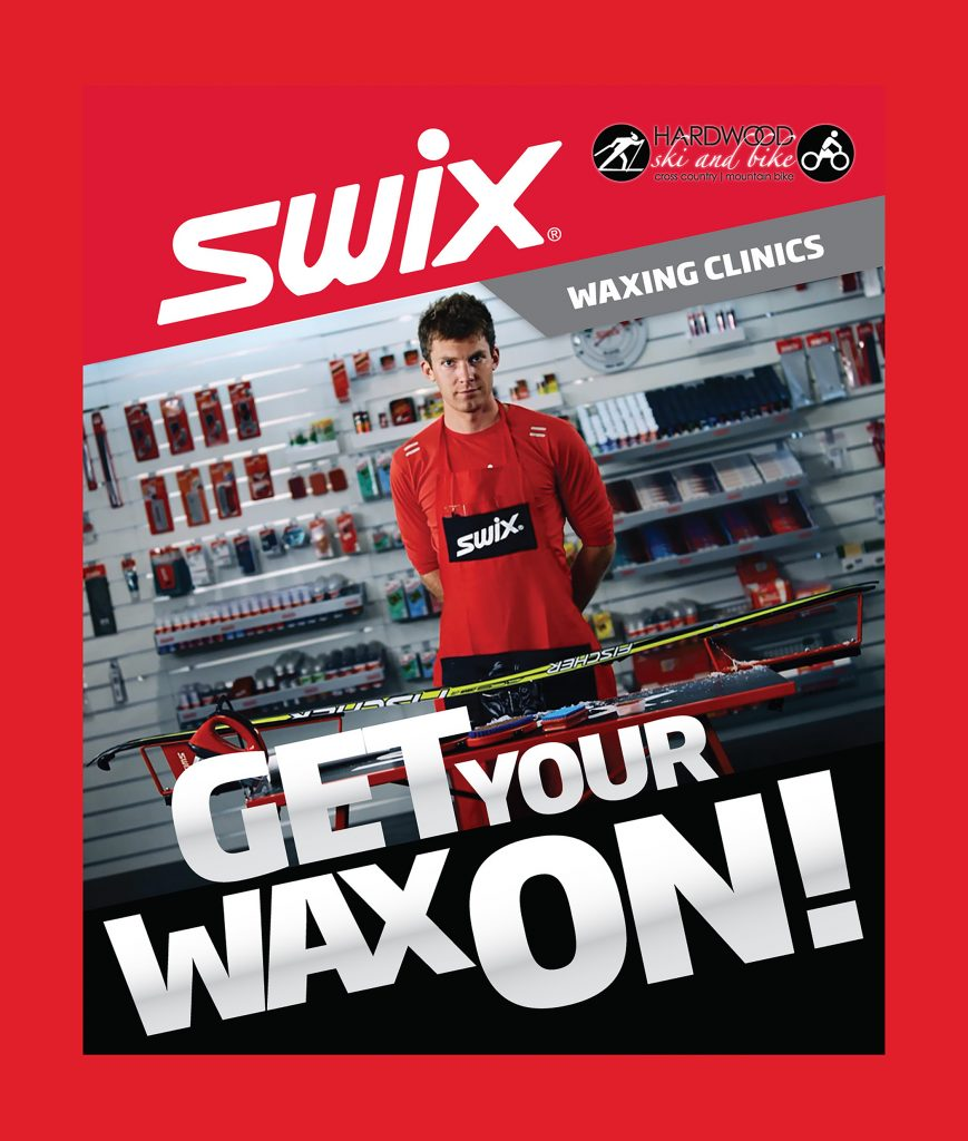 Wax Clinic with Swix Specialist